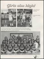 1997 Quanah High School Yearbook Page 54 & 55