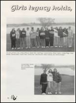 1997 Quanah High School Yearbook Page 56 & 57