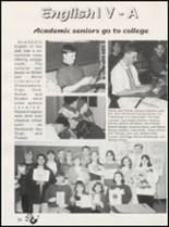 1997 Quanah High School Yearbook Page 70 & 71