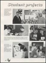 1997 Quanah High School Yearbook Page 72 & 73