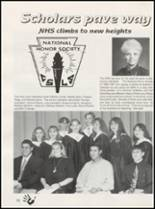 1997 Quanah High School Yearbook Page 74 & 75