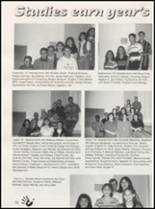 1997 Quanah High School Yearbook Page 76 & 77