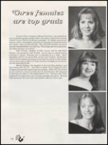 1997 Quanah High School Yearbook Page 78 & 79