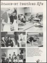 1997 Quanah High School Yearbook Page 82 & 83
