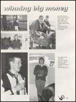 1997 Quanah High School Yearbook Page 84 & 85