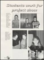 1997 Quanah High School Yearbook Page 86 & 87