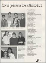 1997 Quanah High School Yearbook Page 88 & 89