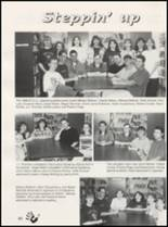 1997 Quanah High School Yearbook Page 90 & 91