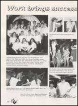 1997 Quanah High School Yearbook Page 94 & 95