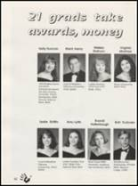 1997 Quanah High School Yearbook Page 96 & 97
