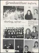 1997 Quanah High School Yearbook Page 98 & 99
