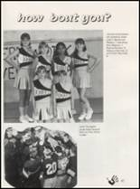 1997 Quanah High School Yearbook Page 100 & 101