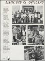 1997 Quanah High School Yearbook Page 110 & 111