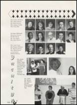1997 Quanah High School Yearbook Page 112 & 113