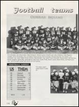 1997 Quanah High School Yearbook Page 114 & 115