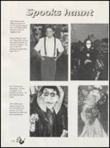 1997 Quanah High School Yearbook Page 122 & 123