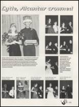 1997 Quanah High School Yearbook Page 126 & 127