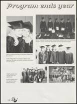 1997 Quanah High School Yearbook Page 132 & 133