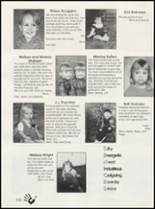 1997 Quanah High School Yearbook Page 136 & 137