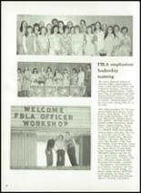 1976 Seward High School Yearbook Page 54 & 55