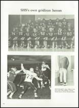 1976 Seward High School Yearbook Page 72 & 73