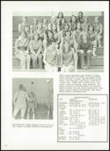 1976 Seward High School Yearbook Page 74 & 75