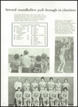 1976 Seward High School Yearbook Page 76 & 77