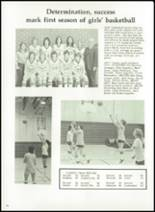 1976 Seward High School Yearbook Page 80 & 81