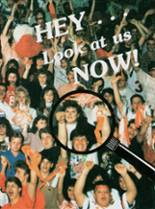 1989 Yearbook Ellet High School