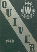 1948 Yearbook Woonsocket High School