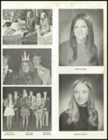1973 Carrollton High School Yearbook Page 12 & 13