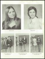 1973 Carrollton High School Yearbook Page 16 & 17
