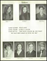 1973 Carrollton High School Yearbook Page 22 & 23