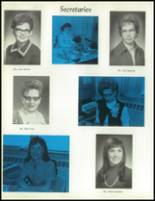 1973 Carrollton High School Yearbook Page 36 & 37