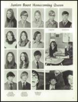1973 Carrollton High School Yearbook Page 44 & 45