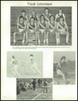 1973 Carrollton High School Yearbook Page 54 & 55