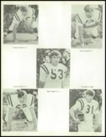 1973 Carrollton High School Yearbook Page 58 & 59
