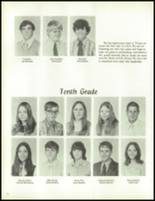 1973 Carrollton High School Yearbook Page 74 & 75