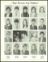 1973 Carrollton High School Yearbook Page 78 & 79