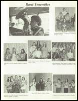 1973 Carrollton High School Yearbook Page 84 & 85