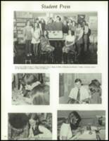 1973 Carrollton High School Yearbook Page 96 & 97