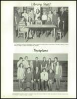 1973 Carrollton High School Yearbook Page 98 & 99