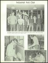 1973 Carrollton High School Yearbook Page 100 & 101