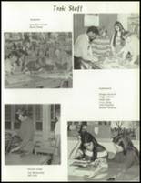 1973 Carrollton High School Yearbook Page 104 & 105