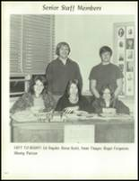 1973 Carrollton High School Yearbook Page 106 & 107