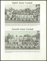 1973 Carrollton High School Yearbook Page 116 & 117