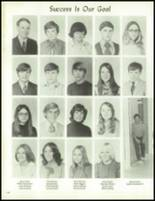 1973 Carrollton High School Yearbook Page 124 & 125