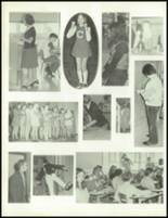 1973 Carrollton High School Yearbook Page 128 & 129