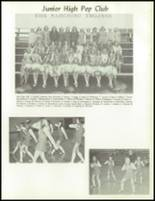 1973 Carrollton High School Yearbook Page 132 & 133