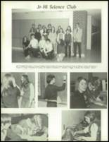 1973 Carrollton High School Yearbook Page 134 & 135